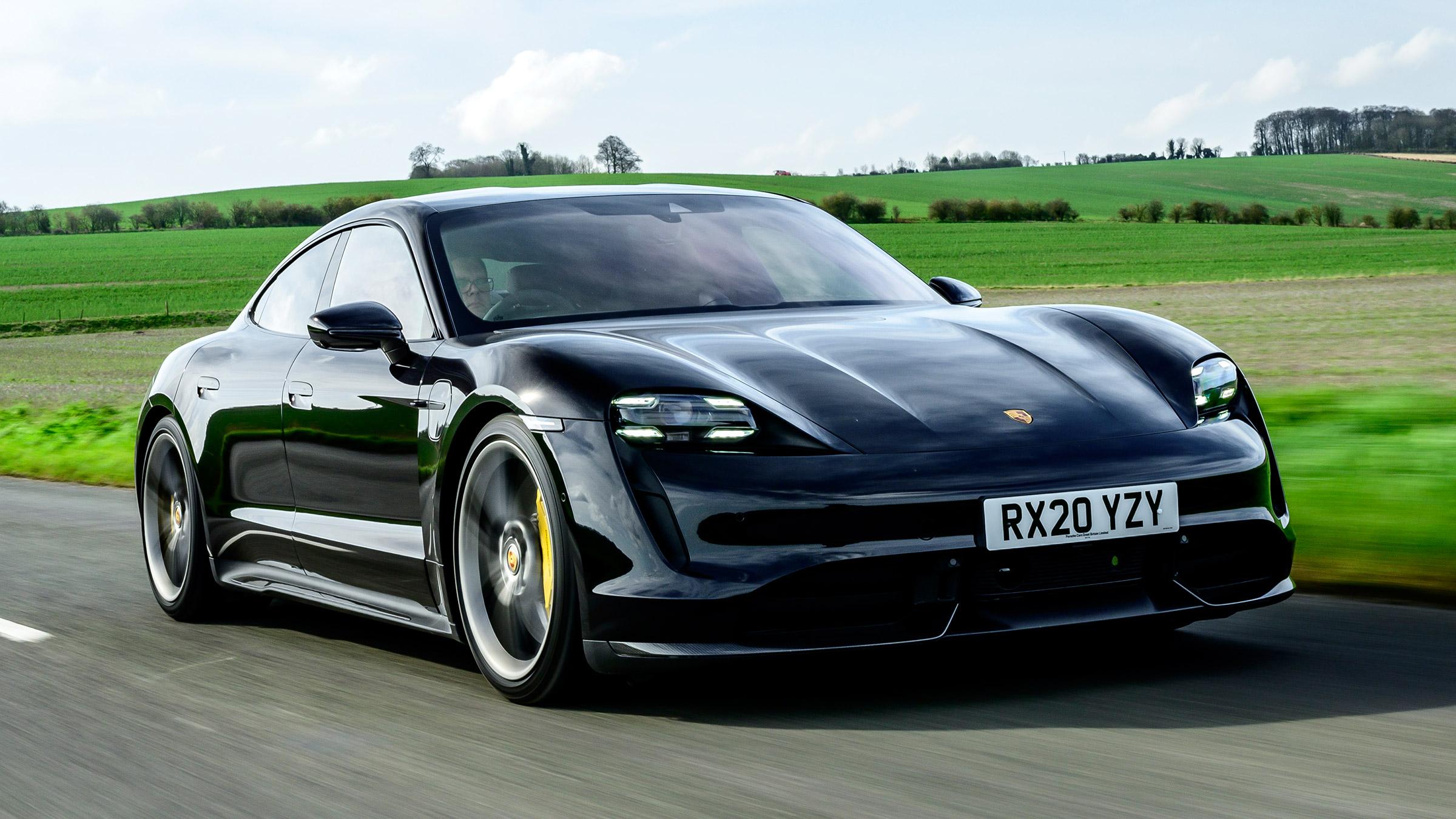 New Porsche Taycan 2020 Review Auto Express