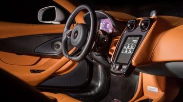 McLaren 570GT by MSO Concept - interior
