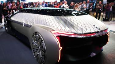 Renault EZ-Ultimo - Paris rear