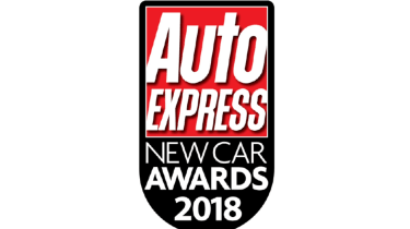 New Car Awards 2018 logo