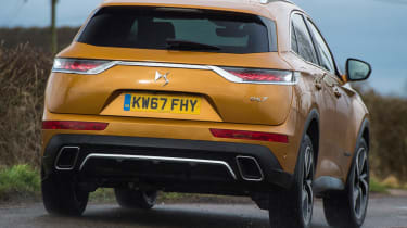DS 7 Crossback rear