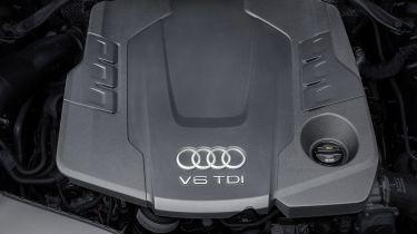 Audi A6 Avant - V6 TDI engine