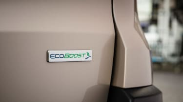 Ford EcoSport - rear detail