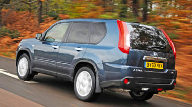 Best cars for under £5,000 - Nissan X-Trail