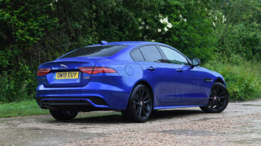 Jaguar XE - rear static