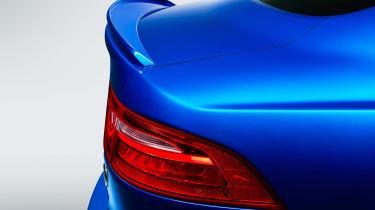 Jaguar XE SV Project 8 Touring - spoiler