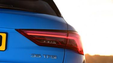 Audi Q3 - rear light
