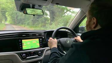 SsangYong Korando long termer - second report driving