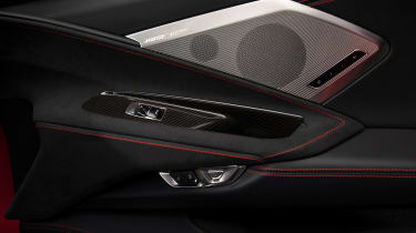 2020 Chevrolet Corvette - speakers
