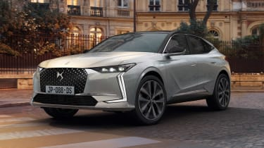 DS 4 - front static