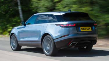 Used Range Rover Velar - rear action