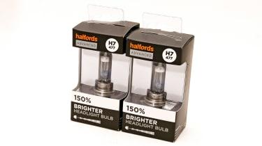 Halfords Advanced 150% Brighter
