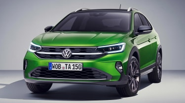 Volkswagen Taigo Style - front