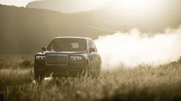 Rolls-Royce Cullinan front off-road
