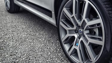 Volvo Polestar performance parts wheels