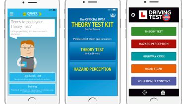 Theory Test apps 2019