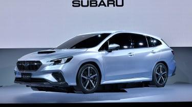Subaru Levorg - front