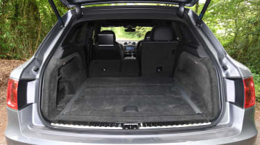 Bentley Bentayga V8 - Boot