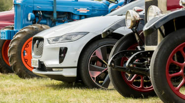 Jaguar I-Pace long termer - second report - parked
