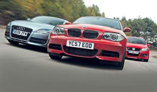 BMW group test
