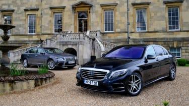 Lexus vs Mercedes
