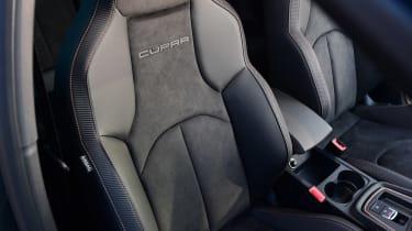 SEAT Leon Cupra R - front seat