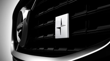 Polestar Engineered - badge