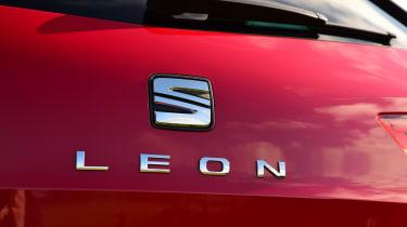 SEAT Leon ST - Leon badge