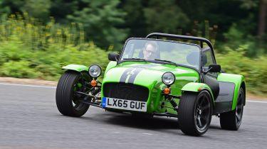 Caterham Seven - best performance cars