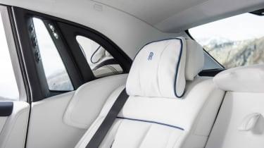 Rolls-Royce Phantom - headrest