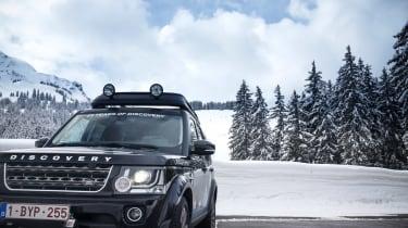 Land Rover Discovery XXV sky