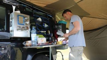 Art of camping - 2