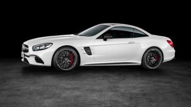 Mercedes SL facelift 2015 21