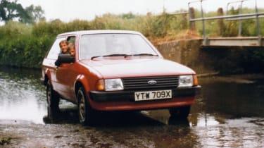 Mk 3 Ford Escort Estate 3-door Ben Hodges