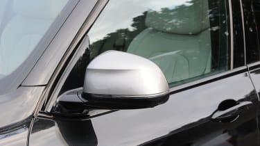 BMW X5 M50d wing mirror
