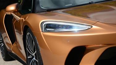 McLaren GT - profile