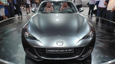 Mazda MX-5 RF - full front Goodwood