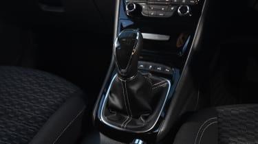 Vauxhall Astra diesel - gear lever