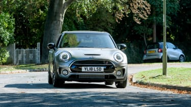 Mini Clubman - Motion Front