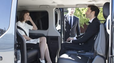 Renault Trafic SpaceClass van - passengers