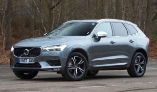 Used Volvo XC60 Mk2 - front static