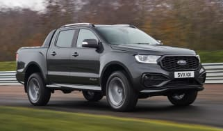 Ford Ranger MS-RT - front