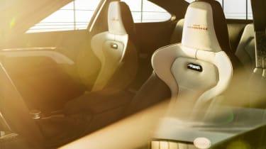 BMW M4 M Heritage Edition - seats