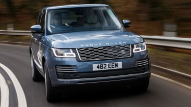 Range Rover D300 Westminster - front cornering