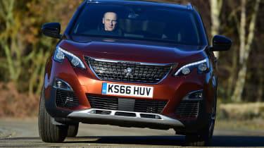 Peugeot 3008 - front action
