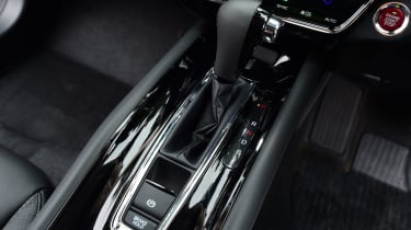 Honda HR-V gearbox