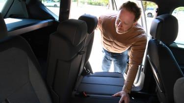 SEAT Tarraco - second report rear seats