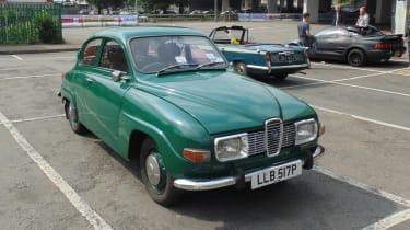 Coventry Motofest 2016 - Saab