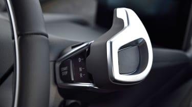 BMW i3s - transmission