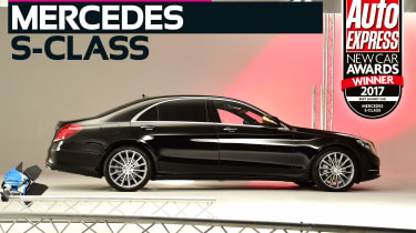 Luxury Car of the Year 2017 - Mercedes S-Class
